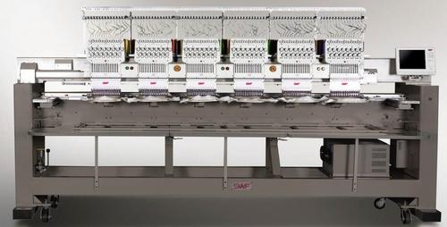 TUBULAR TYPE AUTOMATIC EMBROIDERY MACHINE
