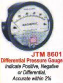 Differential pressure guage