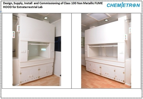 Vertical Laminar Air Flow Fume Hood
