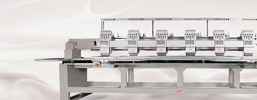 SMALL SERIES AUTOMATIC EMBROIDERY MACHINE