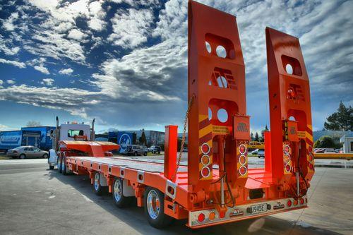 Truck Utility Hydraulic Cylinders