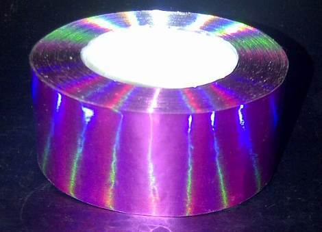 Holographic Rainbow Tapes