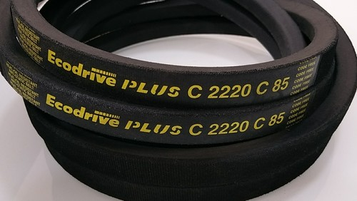 Heavy Duty Industrial V-Belts
