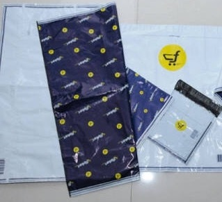 Tamper Proof Plastic Courier Bags