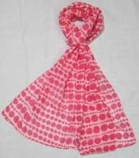 Polyster Printed Fancy Scarves