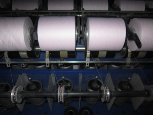 Spun Yarn Twister Machine