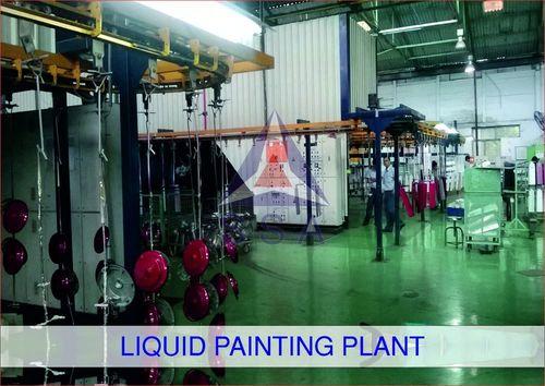 Liquid Painting Plants