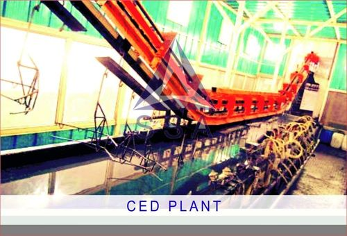 Automatic CED Plant