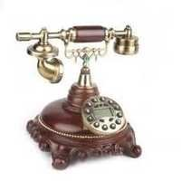 BRASS SHINE TELEPHONE
