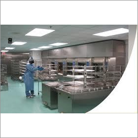 Central Sterile Services Department