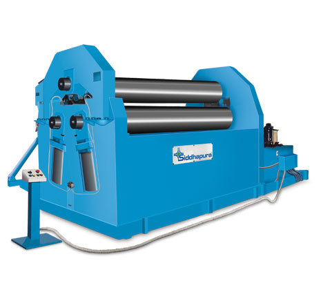 Hydraulic Plate Rolling And Plate Bending Machine