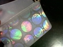Holographic Lamination Pouches