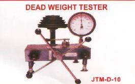 Lab Dead Weight Tester