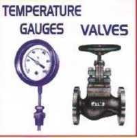 temperature gauges valve
