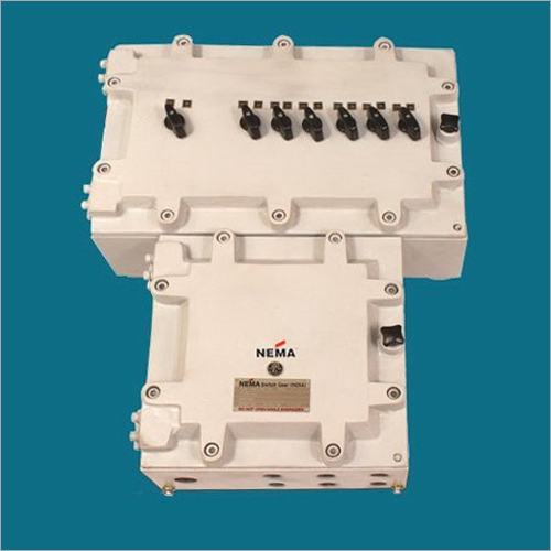 Flameproof Lighting Distribution Board