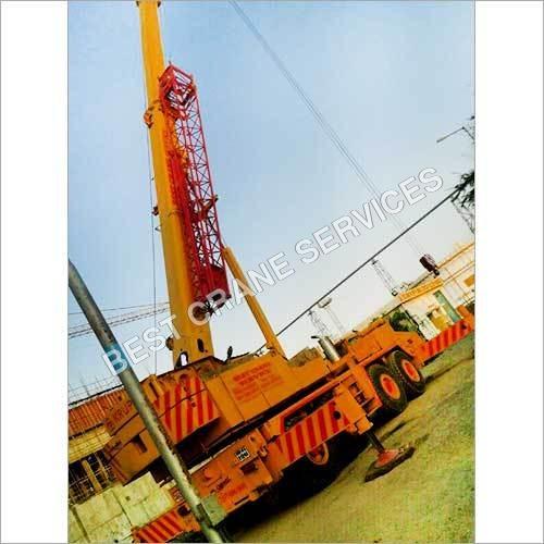 Crane Hiring Services in Bharuch