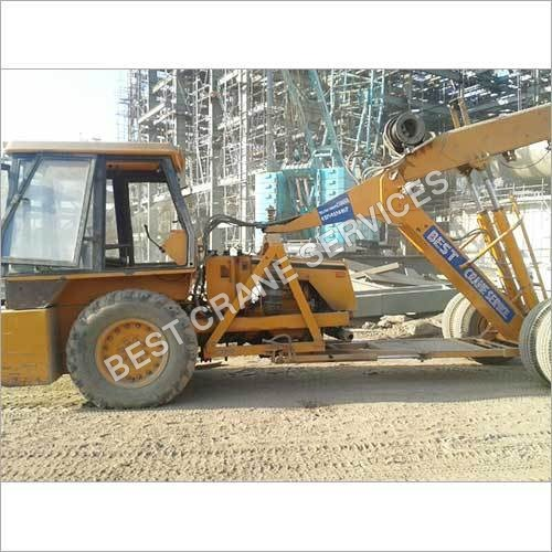 Industrial Crane Material Services