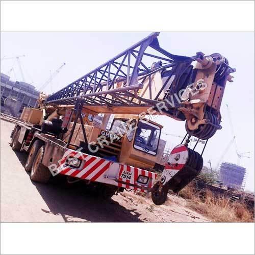 Crane Rental Services in Vadodara