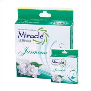 Jasmine Fragrance Air Freshener