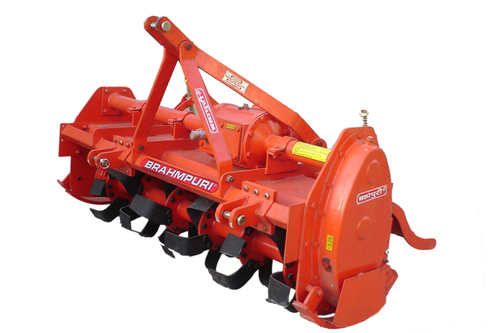 Multi Speed Rotary Tiller
