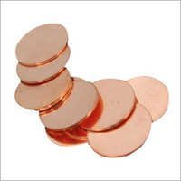 Copper Sheet Circles