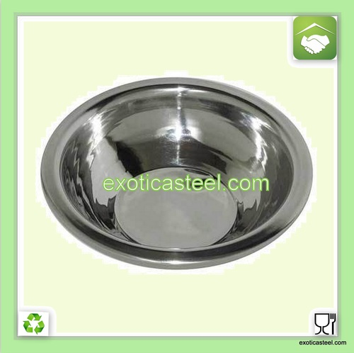 Stainless Steel Deep Basin