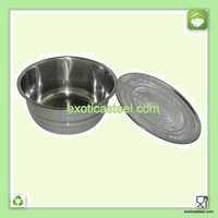 Steel Finger Bowl
