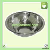 Stainless Steel PFD Bowls