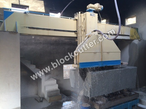Multi Cutter for Sawing Granite