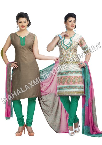 Springer Cotton Salwar Suit Materials