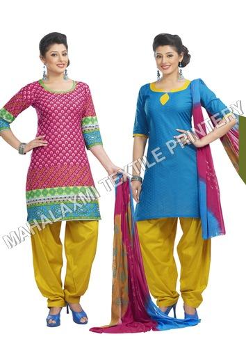 Cotton Salwar Kameez Jetpur