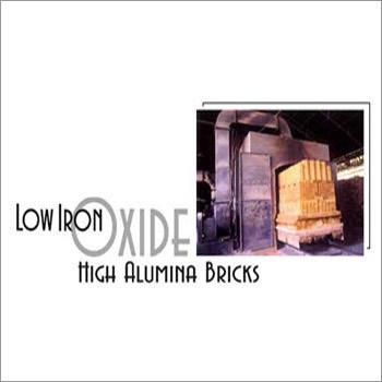 Low Iron Alumina Bricks