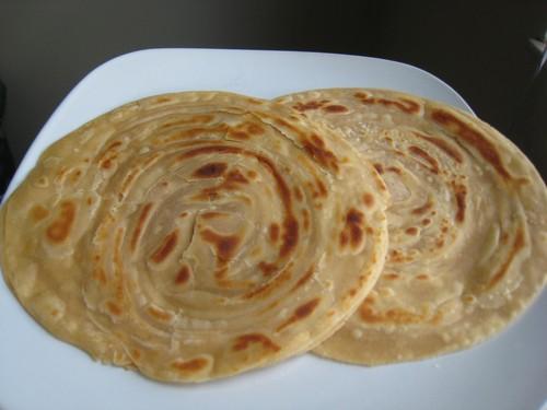 Frozen Malabar Paratha