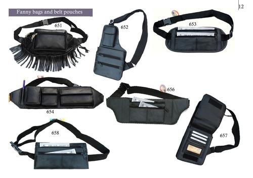 Belt pouches
