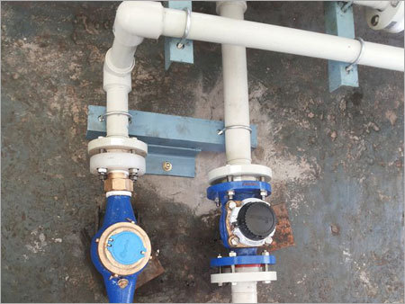 Water Utility Pipes Installation
