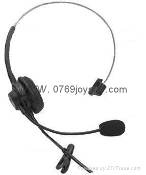 Headsets for professional call-center
