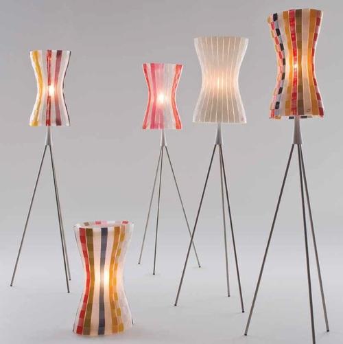 Tripod Floor Standing Lamp