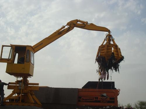 Hydraulic Loader Crane