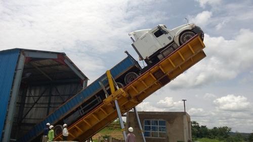 100 Ton Truck Tippler