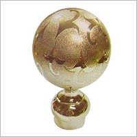 Brass Designer Finial