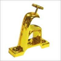 Gold Polished Curtain Bracket