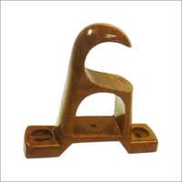 Wood Curtain Bracket