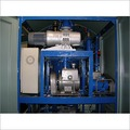 High Vacuum Oil Filtration Plants