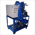 Ultra High Vacuum Transformer Oil Filtration Plant