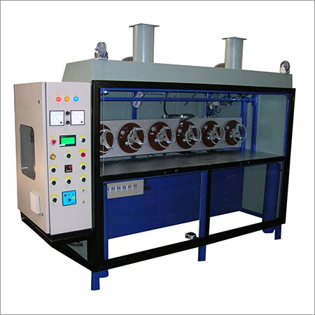 Batch Varnish Machine
