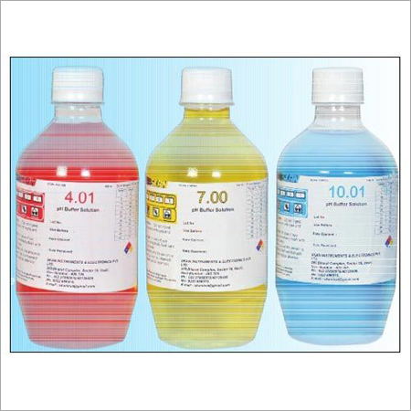 pH Buffer Solutions