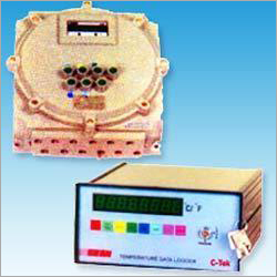 Multi Channel Temperature Data Logger