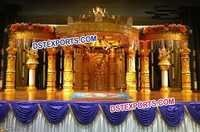 South Indian Wedding Mandap