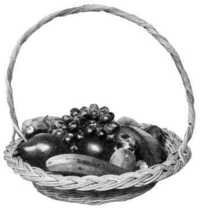 Designer Fruit Basket