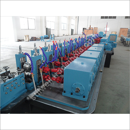 Pipe Roll Forming Machine